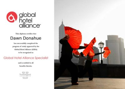 global hotel alliance