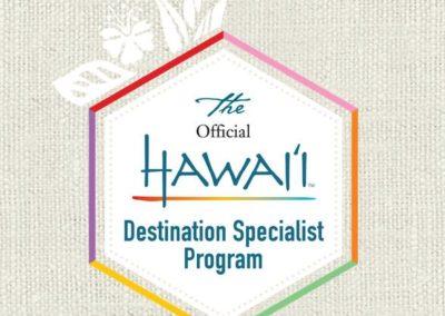 official hawaii logo cert