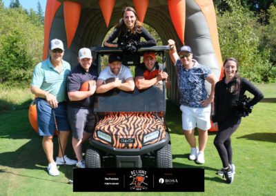 BCL golf teams 1A_Bosa