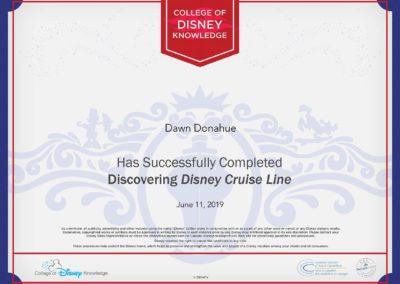 DisneyCruiseCert