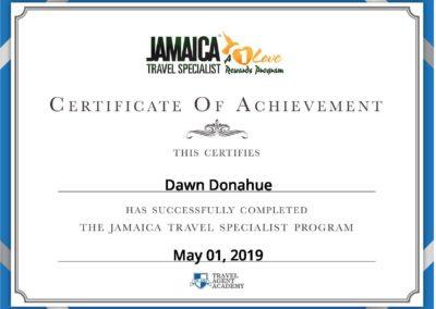 JamaicaTravelSpecialistDonahue